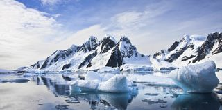 Glaciers, Antarctica