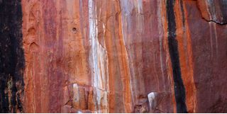 Outback rock patterns