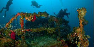 Chuck Lagoon, Micronesia