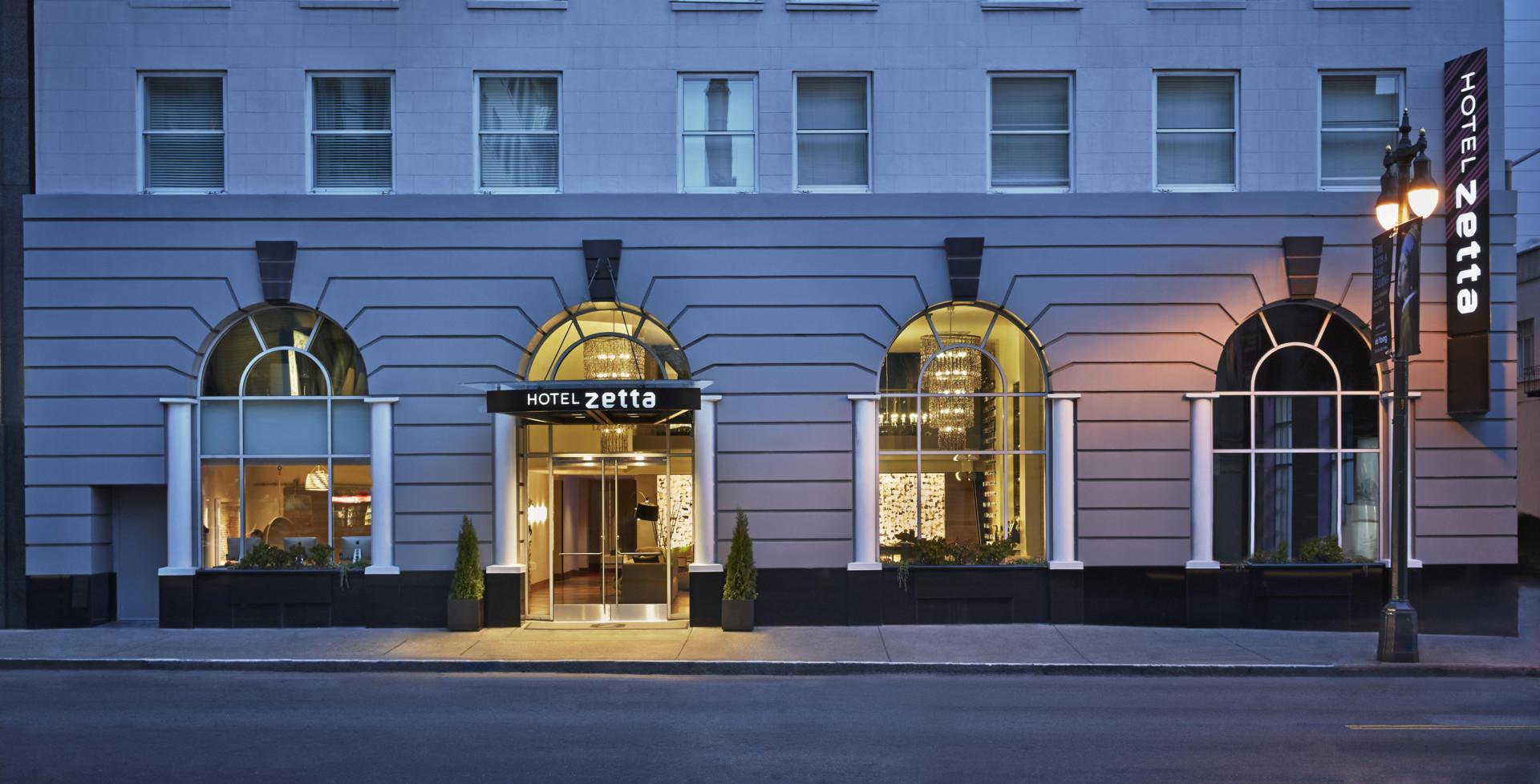 Hotel zetta san francisco usa original travel for Hotel original