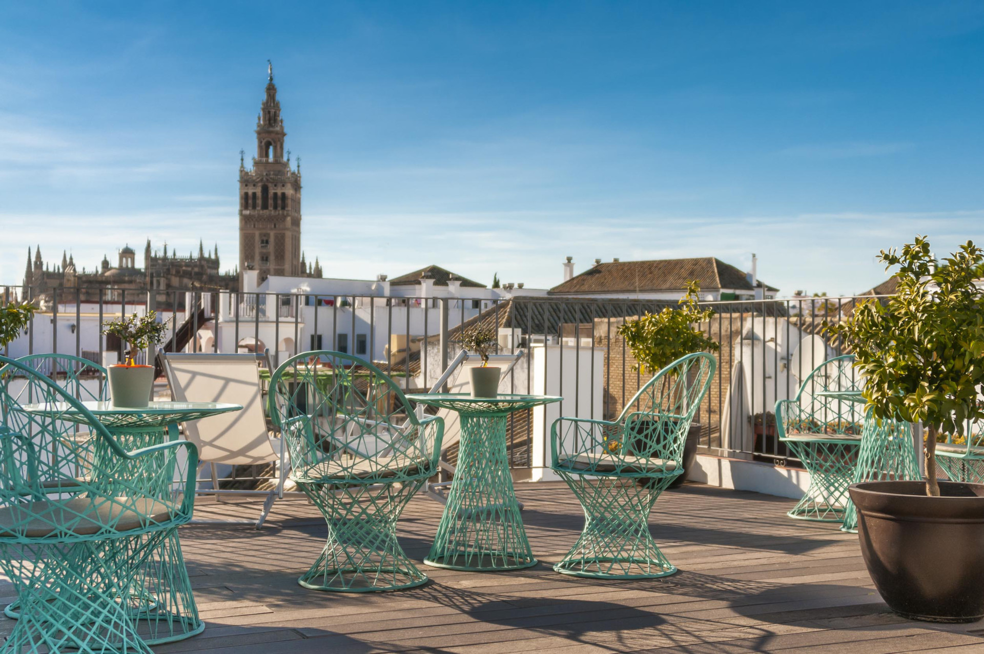Hotel Amadeus Seville Spain