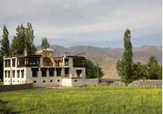 Village Houses, luxury hotel in India