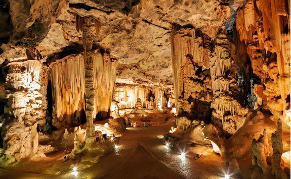 Cango Caves Interior
