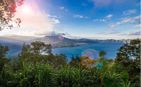 Mount Batur Lake