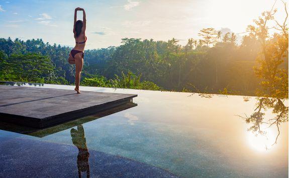 Yoga in Indonesia
