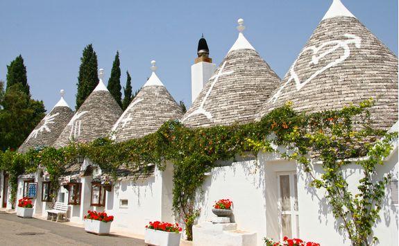 Trulli Houses, Puglia