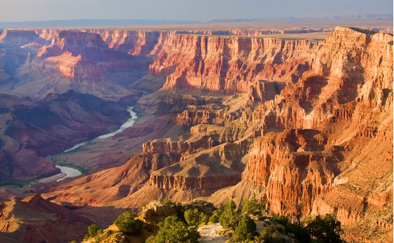 Aerial view - Grand Canyon