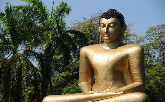 Colombo Buddha