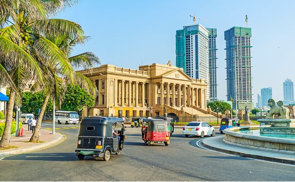 Colombo road