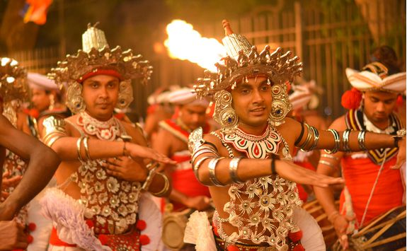 Dancing, Sri Lanka
