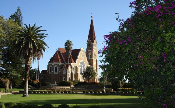Christ Church, Namibia
