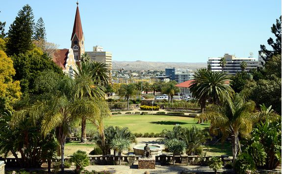 Windhoek City Church