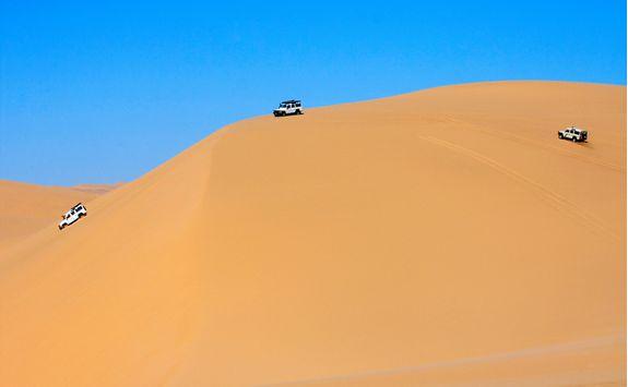 Namibia Dune bashing