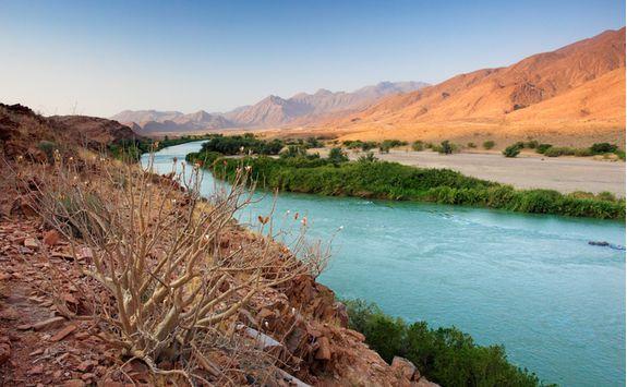 Kunene River, Namibia