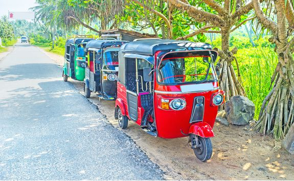 tuktuks