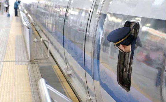 High Speed Bullet Train