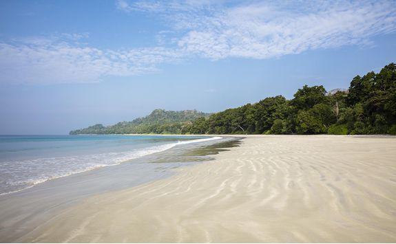Havelock Island beach
