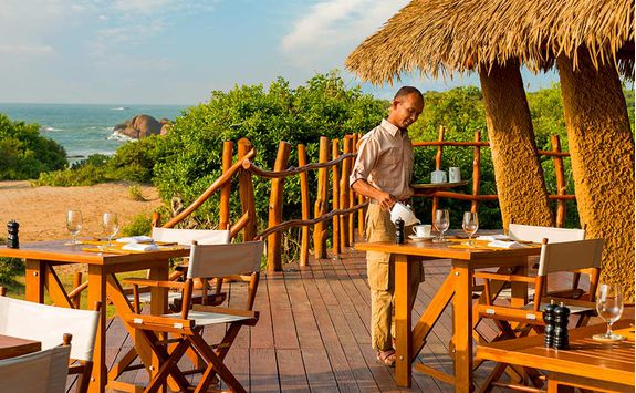 chena huts brasse restaurant