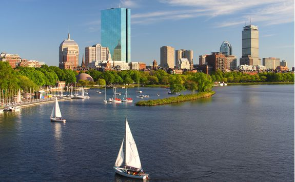 Downtown Massachusetts