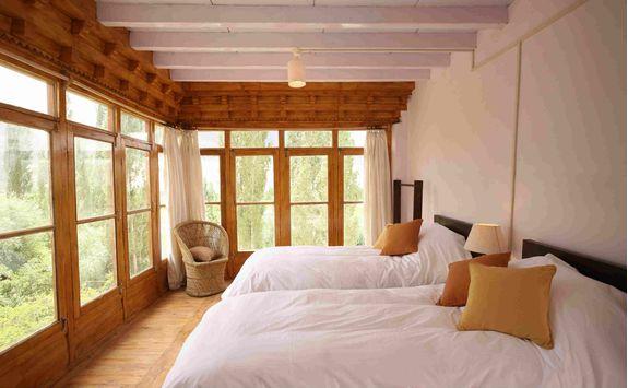 Nimoo Village House, bedroom