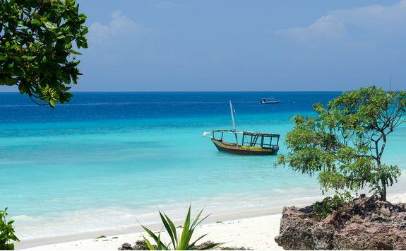 Zanzibar coast