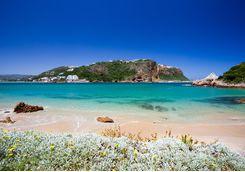 Knysna Beach, South Africa