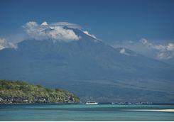 North coast of Bali