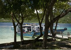 North Bali coast