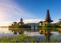 Lake Bratan, Bali