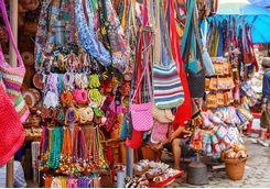 Ubud local market