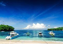 Padang Bay, Indonesia