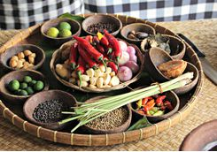 Lombok cooking