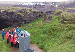 Cave Vatnshellir Private Tour