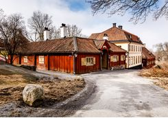 Skansen: The world's oldest open-air museum