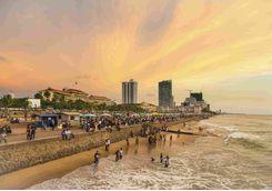 Colombo coast