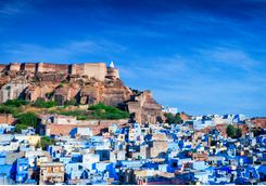 Jodhpur and fort