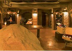 singita boulders wine cellar