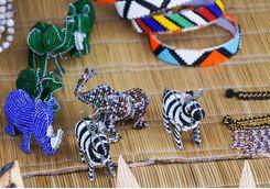 african craft trinkets