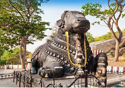 mysore statue
