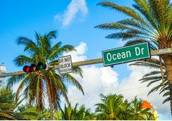 Miami Sign Post