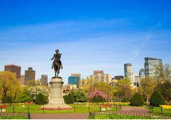 Park in Boston