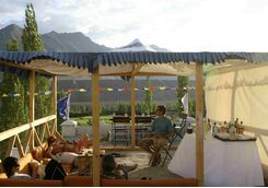 Roof terrace, Nimoo