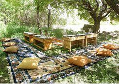 Lunch in Ladakh