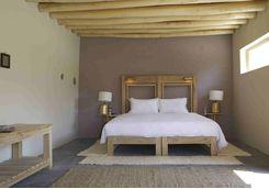 Shakti village bedroom