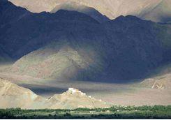 Ladakhi mountains