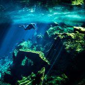 Mexico-Cenote