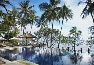 Swimming pool at Spa Village Resort Bali
