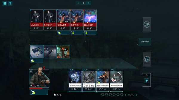 Screenshot PANOPTES