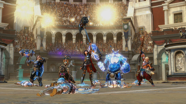Screenshot SMITE PlayStation® 4 (EU-Region)