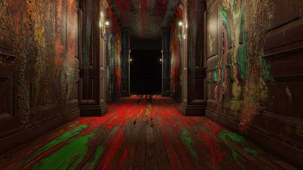 Screenshot Layers of Fear